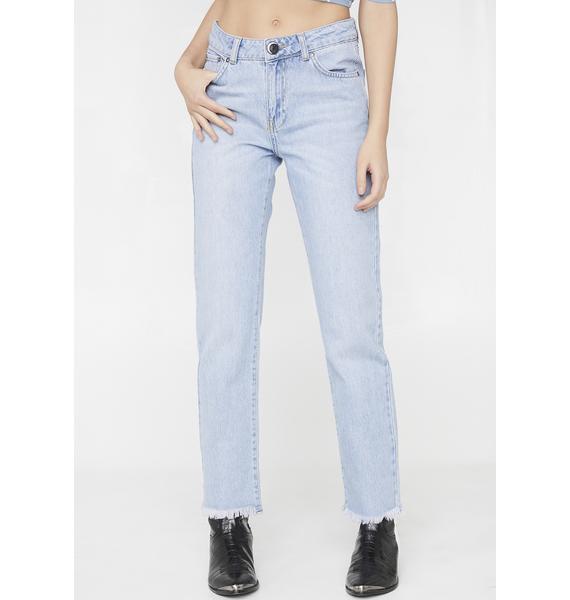 NGHTBRD Sky Voodoo Child Jeans