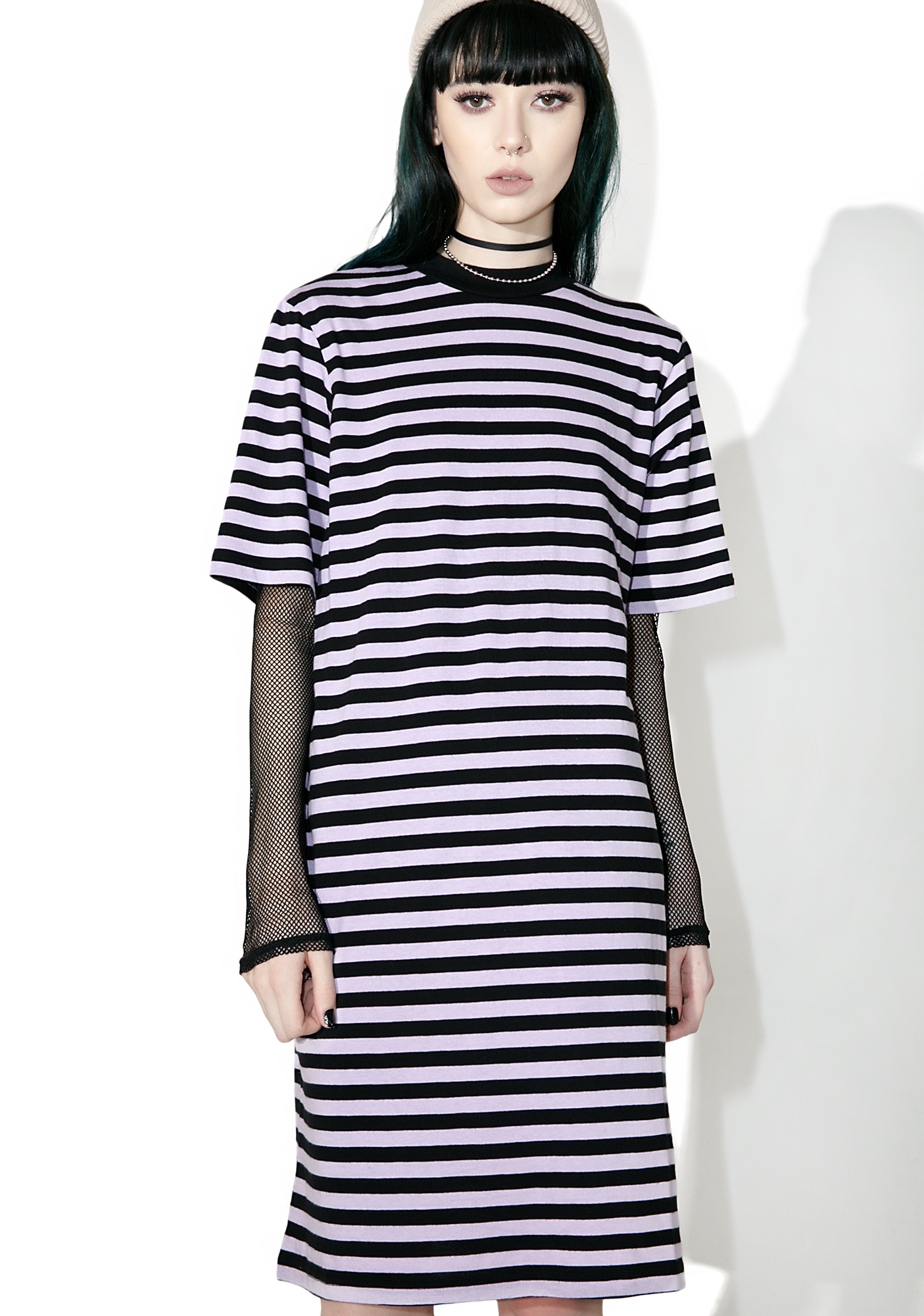 Cheap Monday Smash Stripe Dress