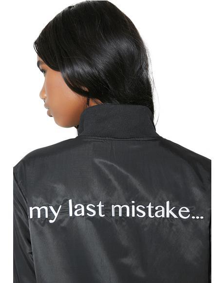 Missy Zip Up Jacket