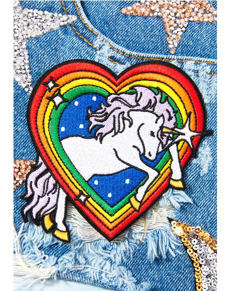 Magic Unicorn Patch