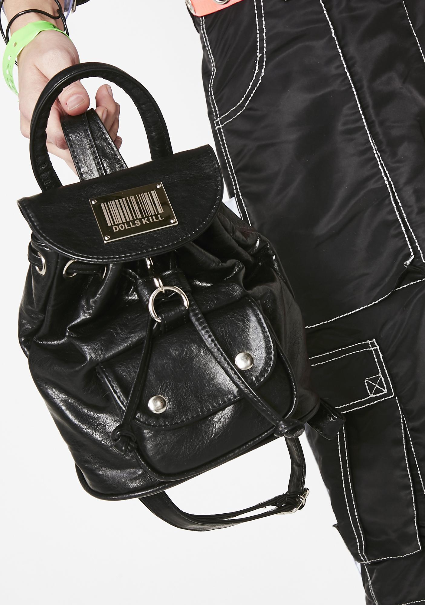 Current Mood Mass Hysteria Mini Backpack