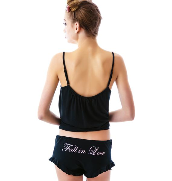 Wildfox Couture Baby Love Cami Set