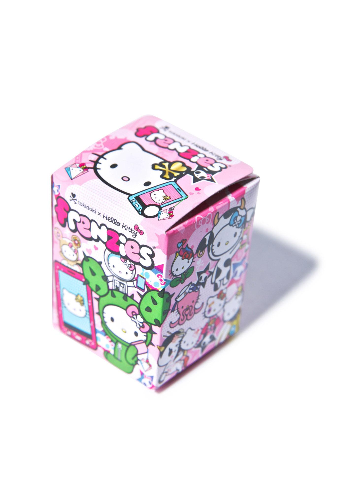 Tokidoki Unicorno Frenzies X Hello Kitty Blind Box Dolls