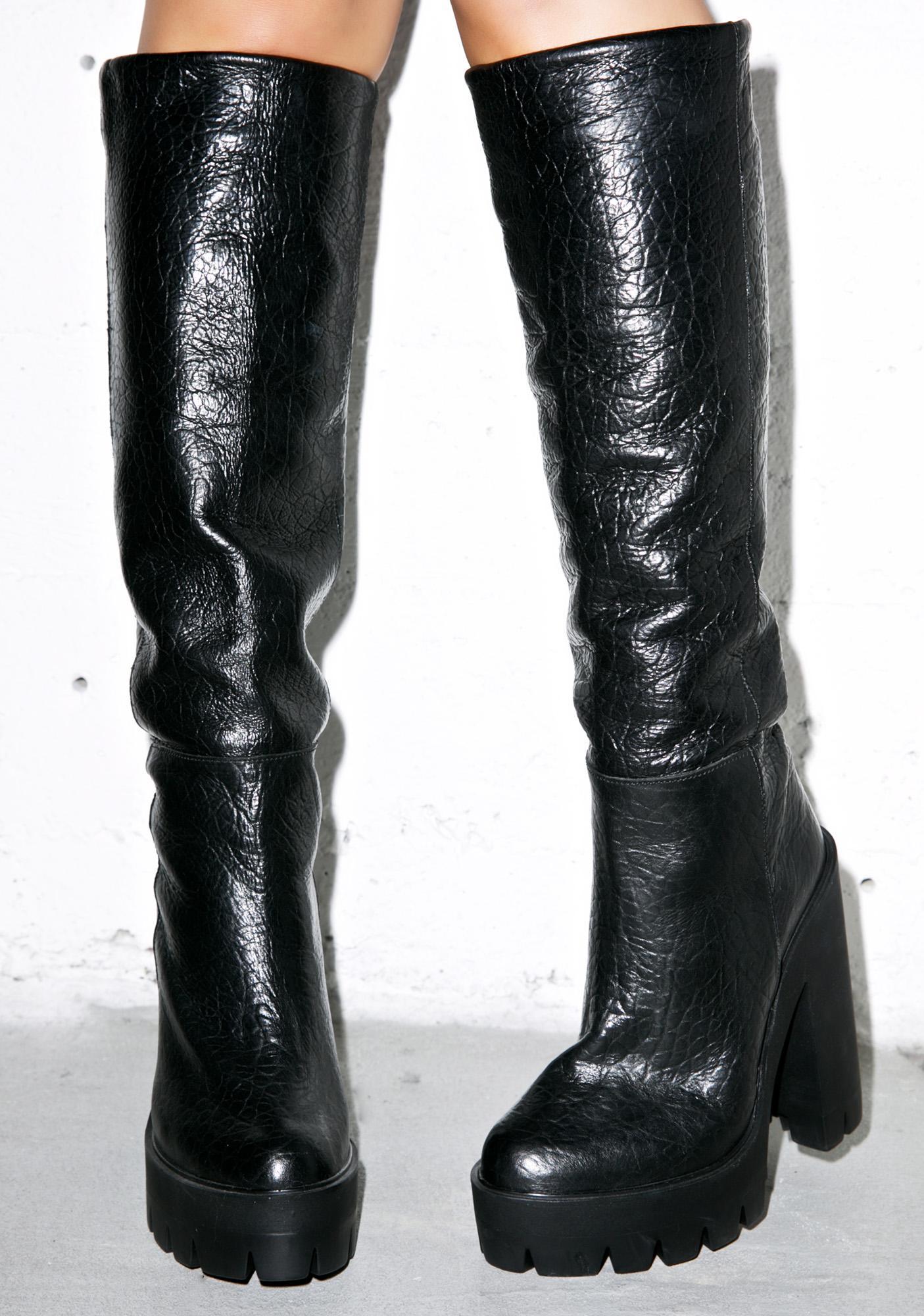 Stiù Cindy Knee High Boot