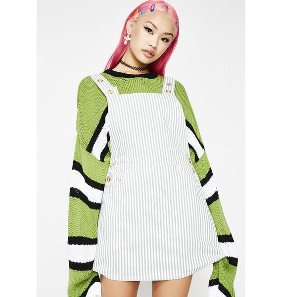 Summer Crushin Overall Dress