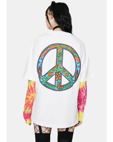 Hippie Graphic Tee