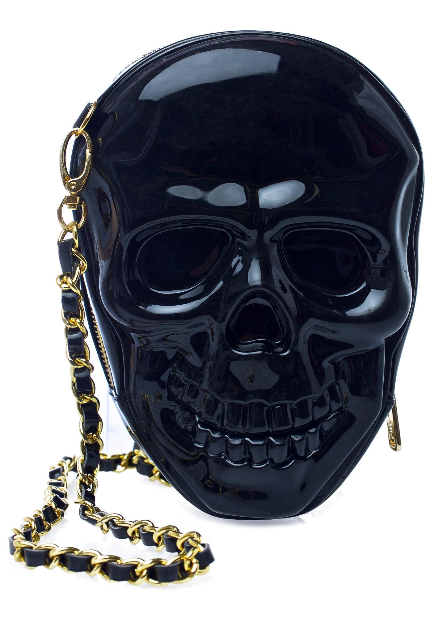 Loungefly Skull Crossbody Bag