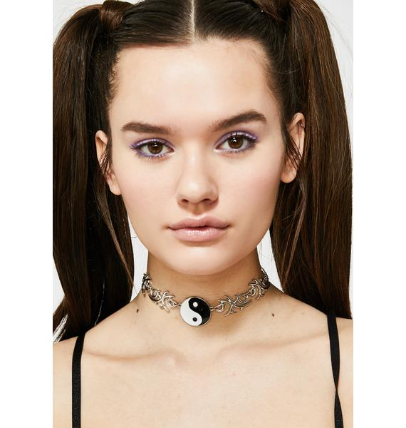 Sassy Symbiosis Barbed Wire Choker