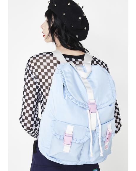 Frill Seeker Backpack