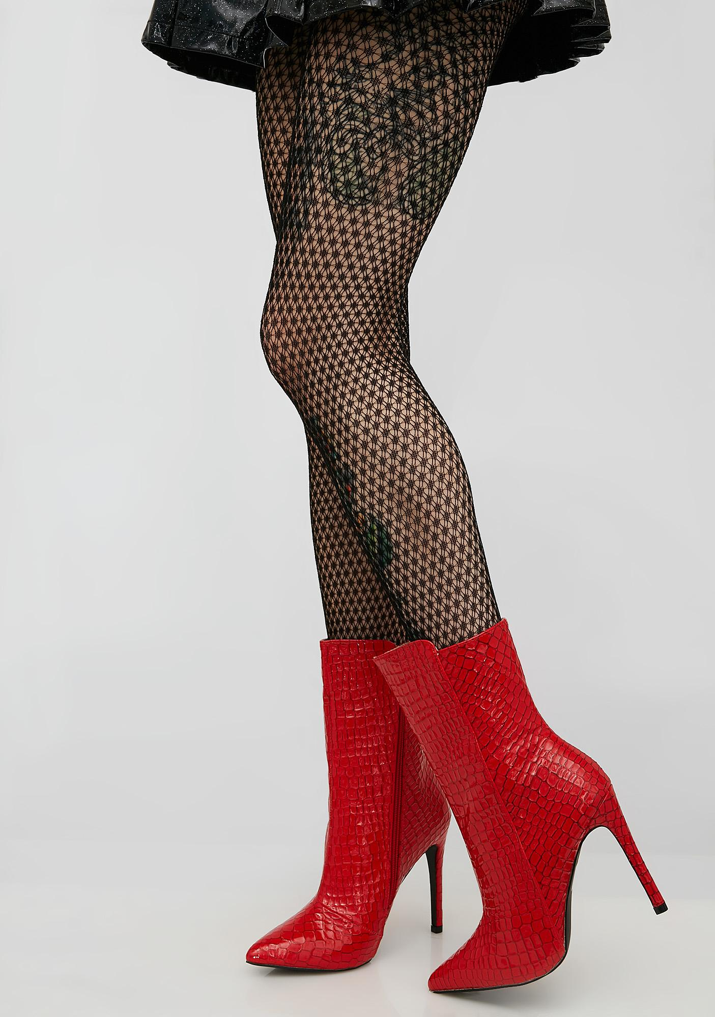 Beehive Sheer Tights