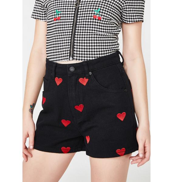 Lazy Oaf Love Shorts