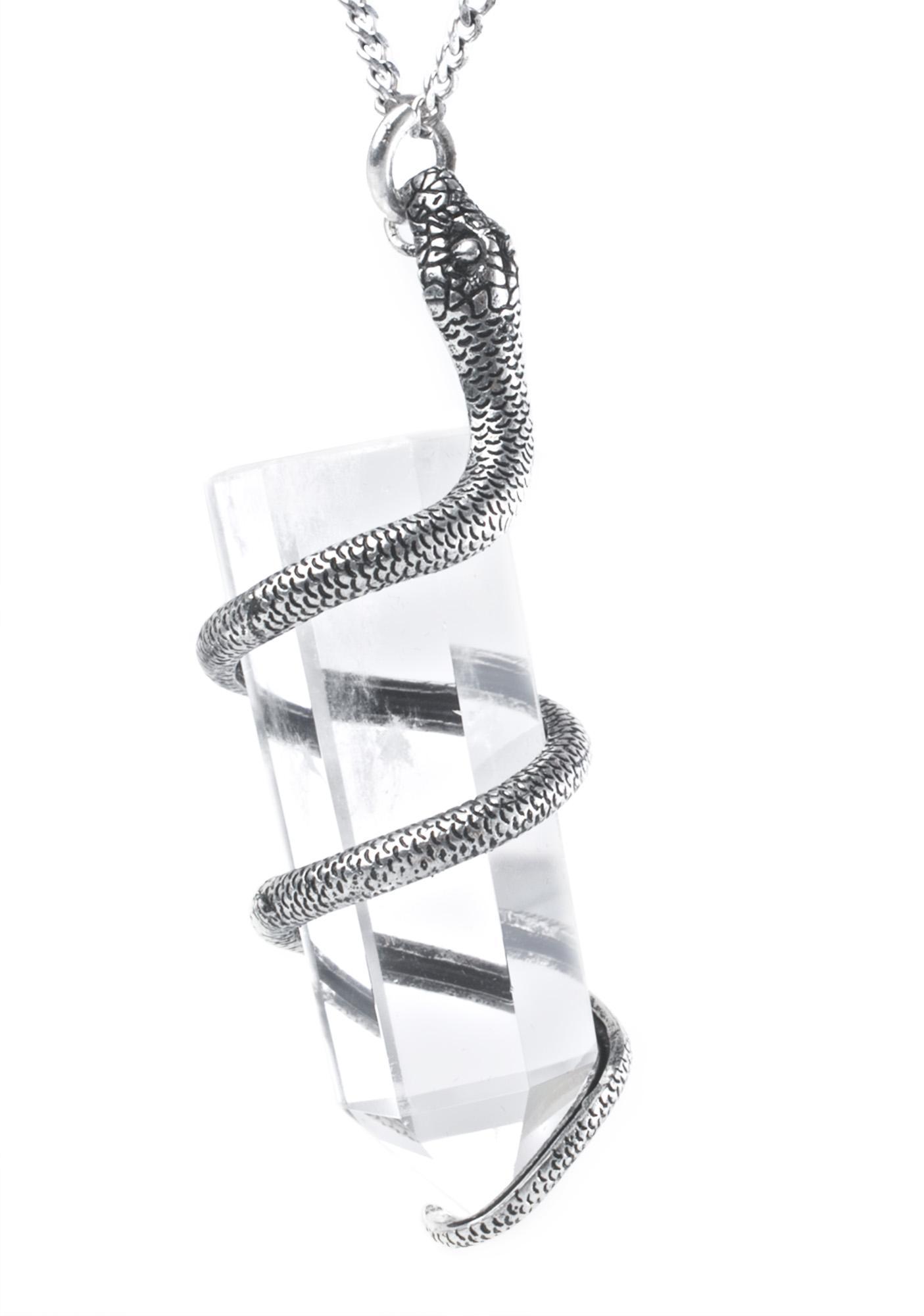 Killstar Serpent Necklace
