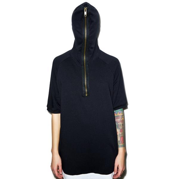 Jon Short Sleeve Hoodie