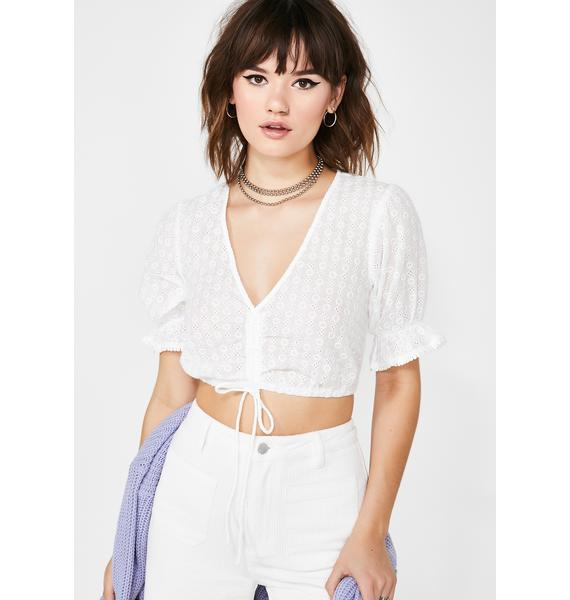 Spring Breeze Crop Top