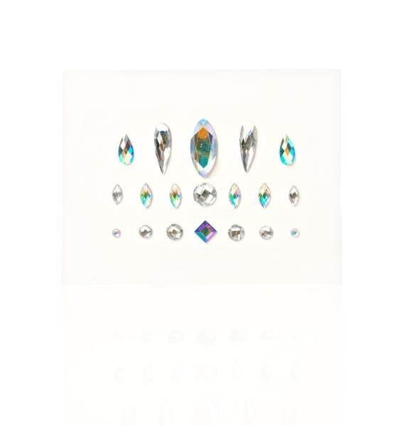 The Gypsy Shrine Single Clear Face Gems