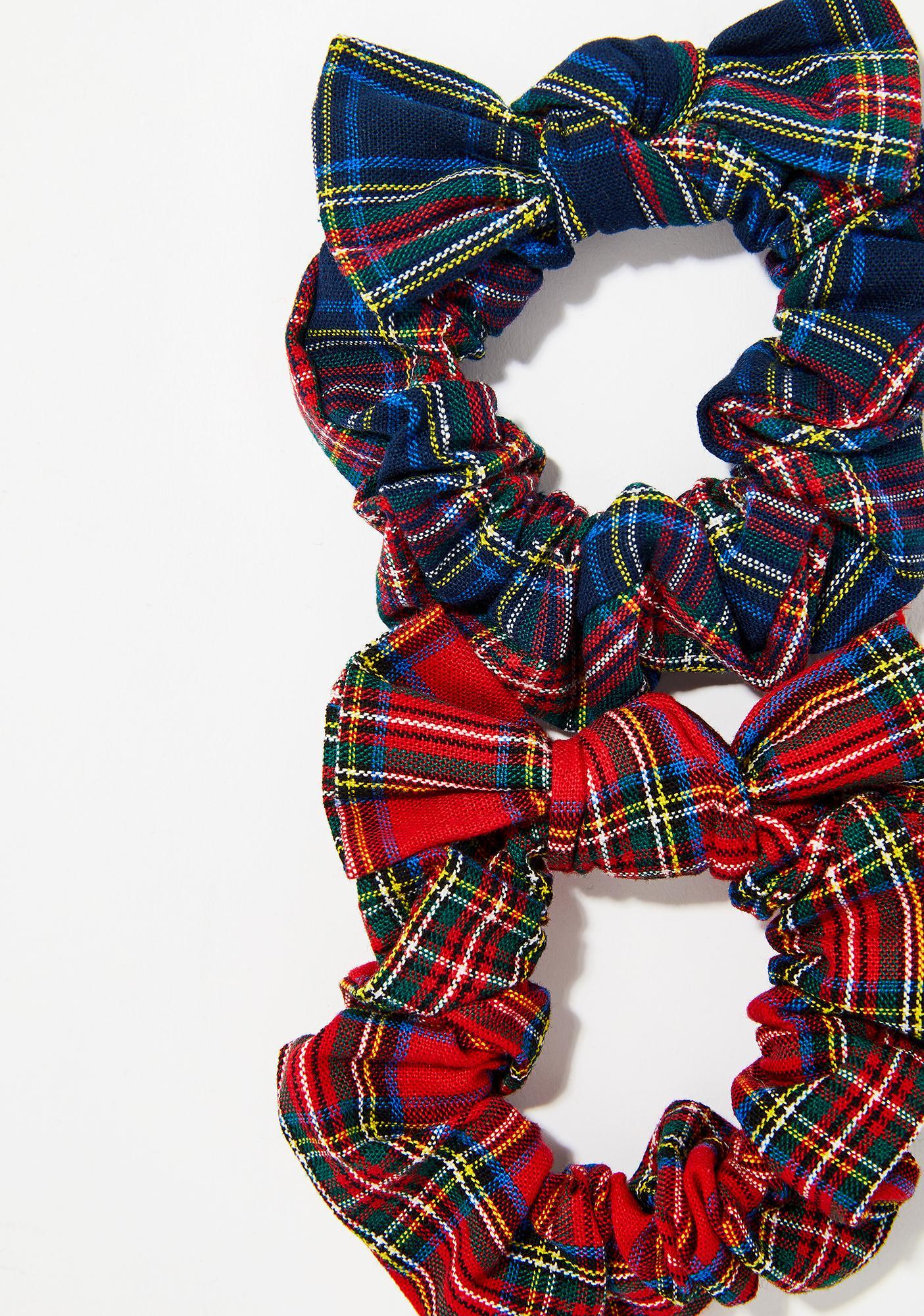 Festive Feelz Scrunchie Set