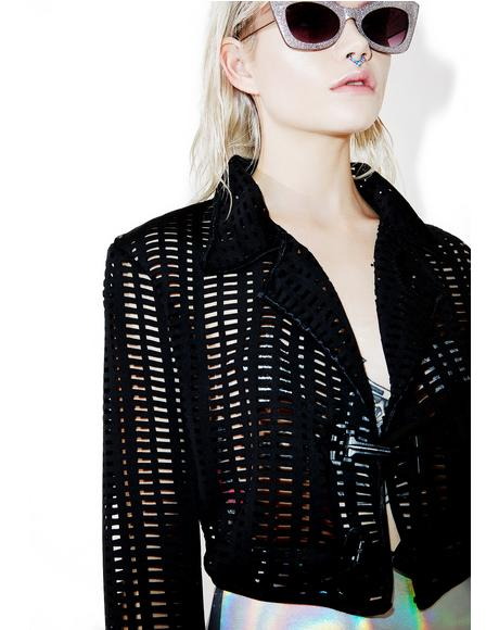 Neoprene Mesh Jacket