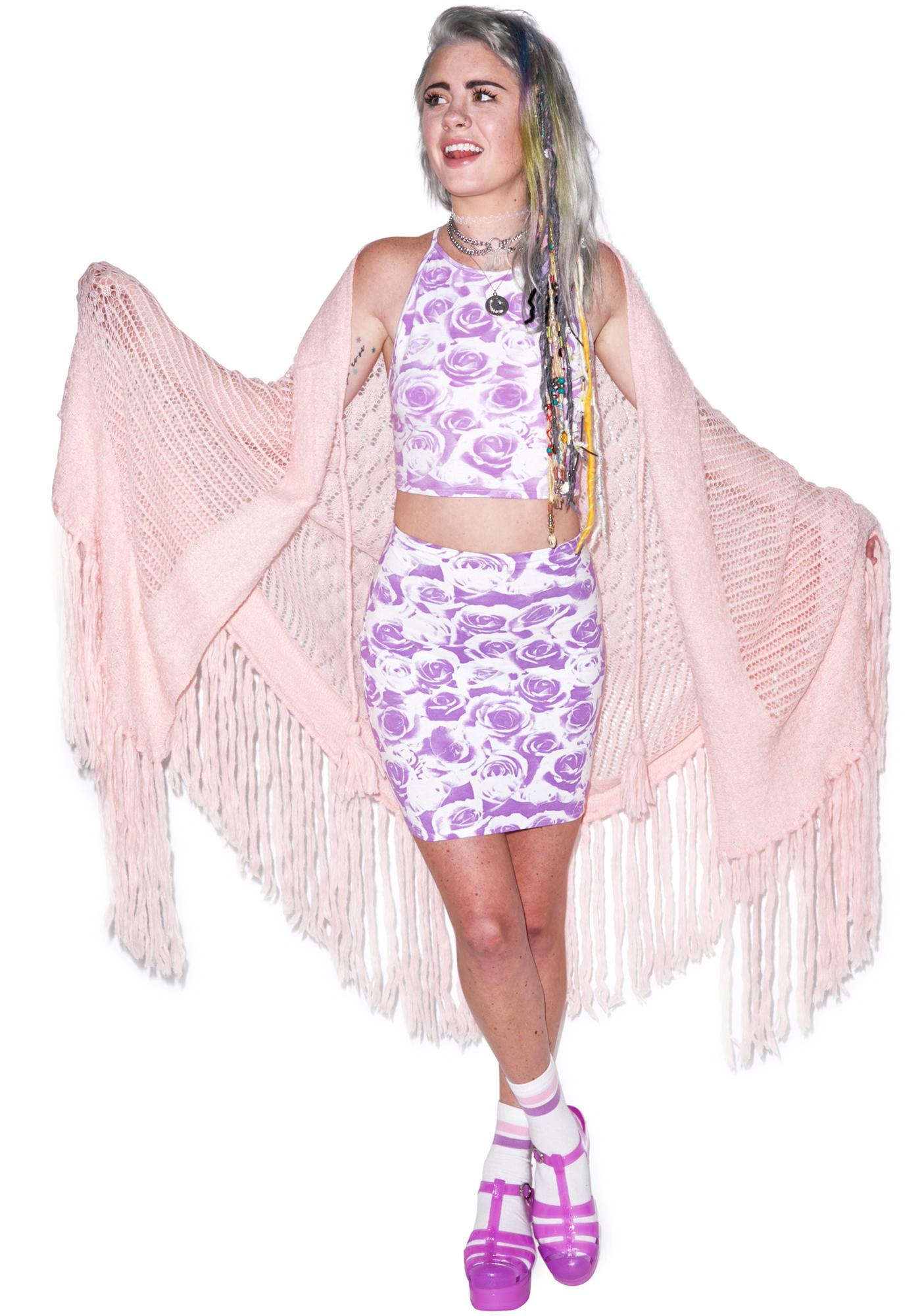 Motel Kimmy Bodycon Skirt