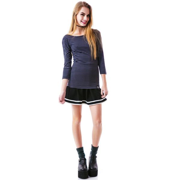 Sourpuss Clothing Ballerina Top