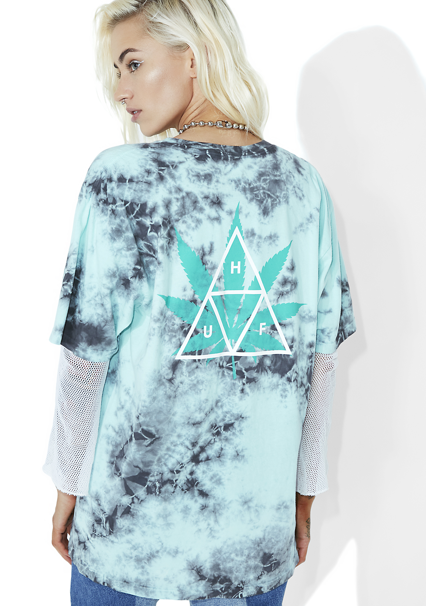 HUF 420 Triangle Tee