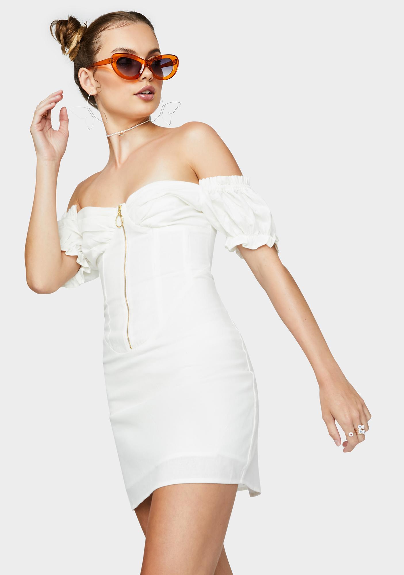 Runaway the Label Jessika Mini Dress