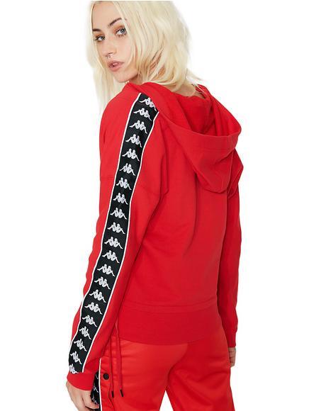 Authentic Frostie Slim Fit Slouch Hood Sweatshirt