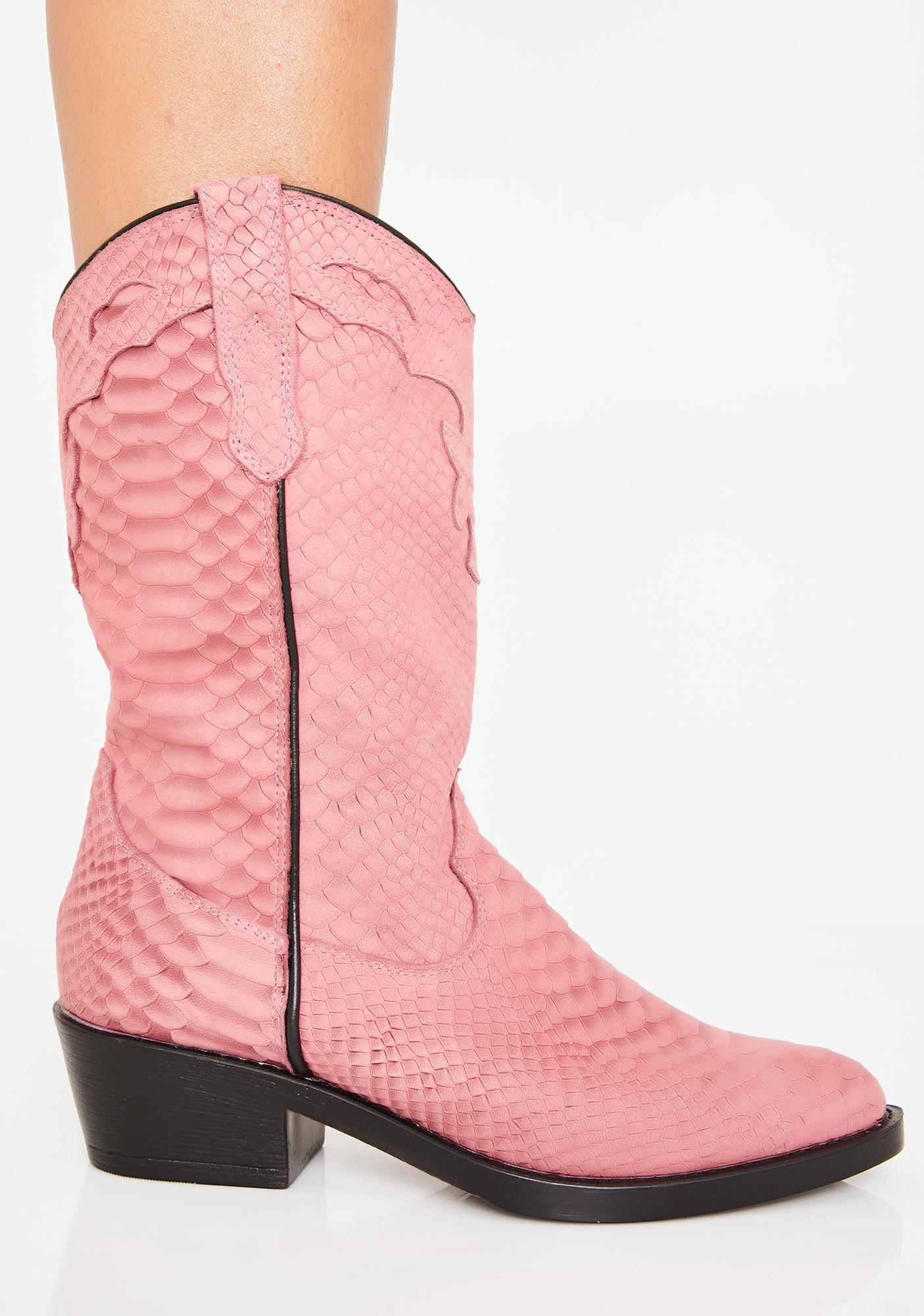 ROC Boots Australia Rose Cobra Indio Boots