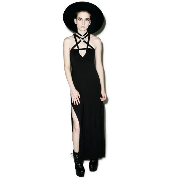 Killstar Magi Penta Maxi Dress
