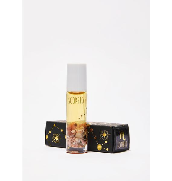 Little Shop of Oils Scorpio Oil Perfume Roller