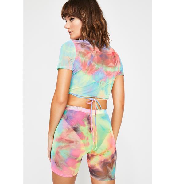 Lucid Trance Tie Dye Set
