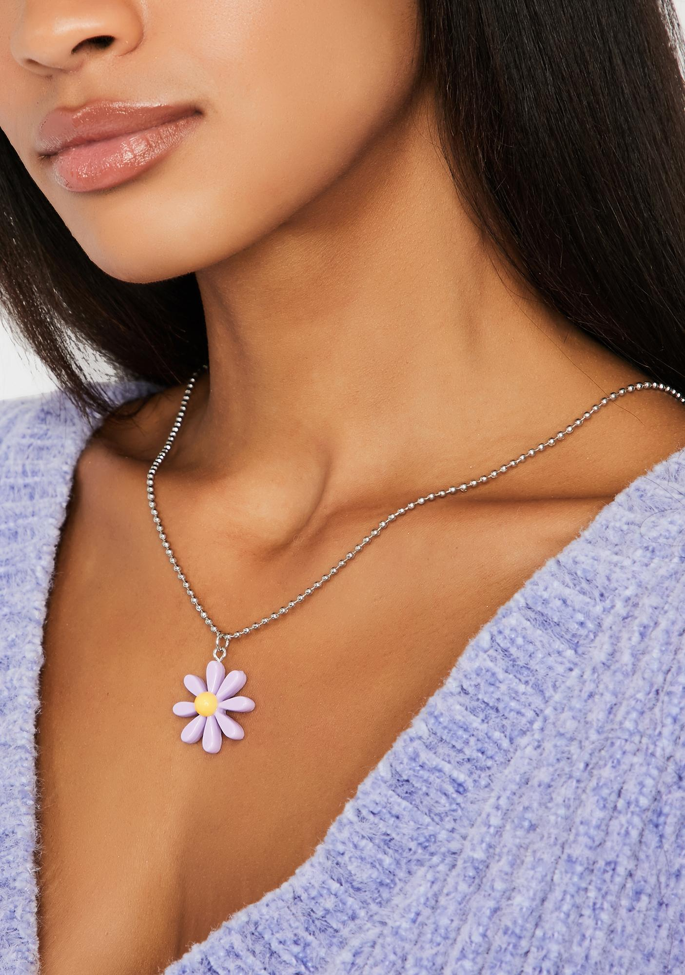 Bloom Bae Ball Chain Necklace