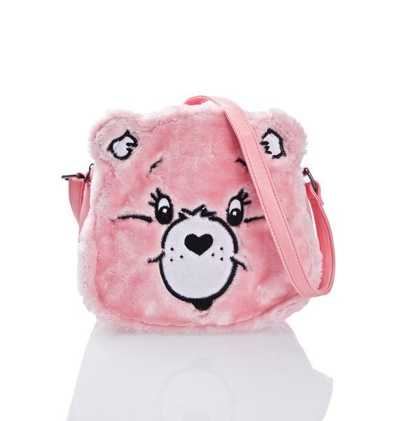 Iron Fist Care Bears Stare Cross Body Bag