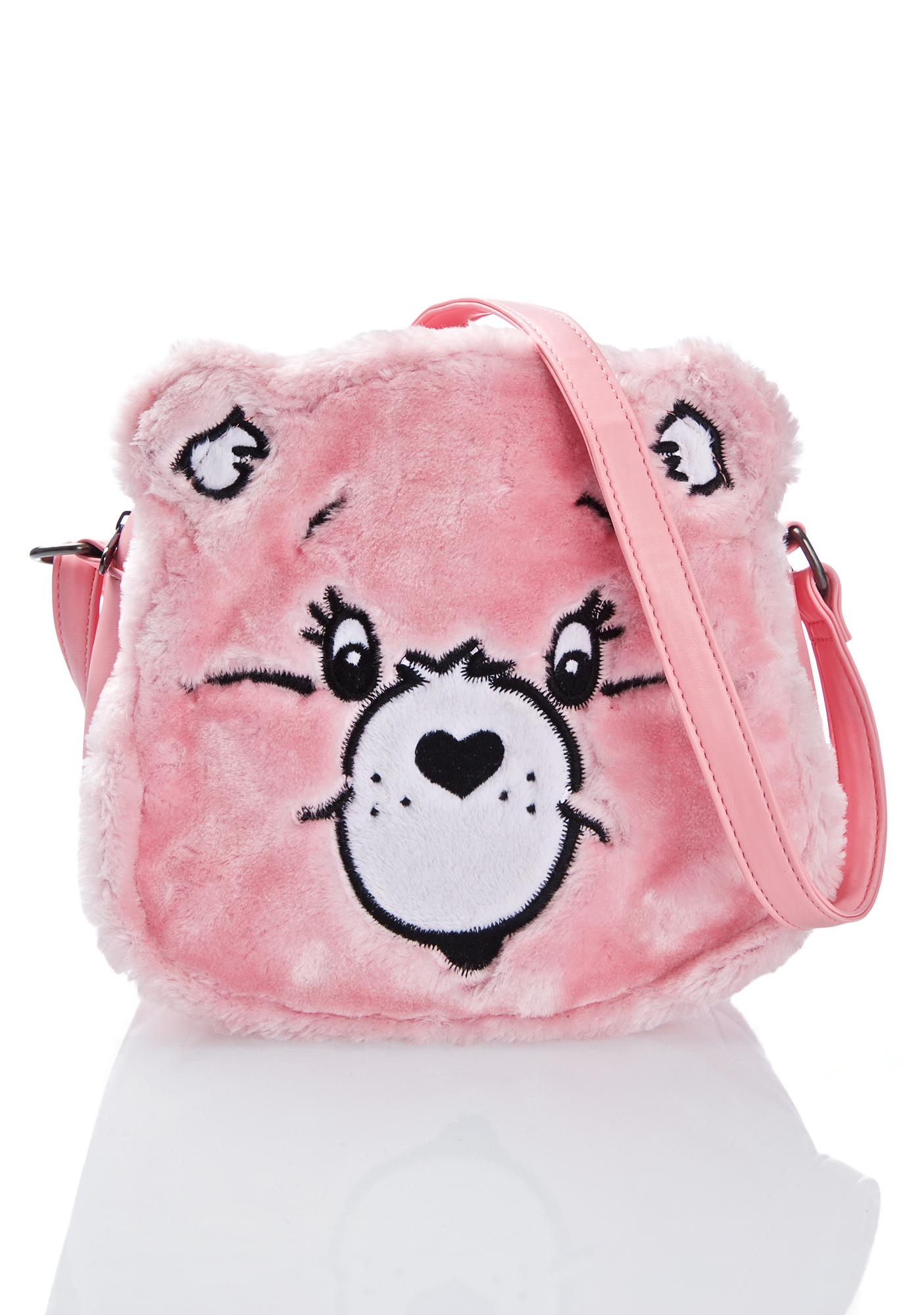 Iron Fist Care Bears Stare Cross Body Bag