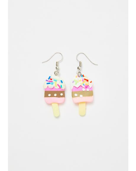 Sprinkles On Top Earrings