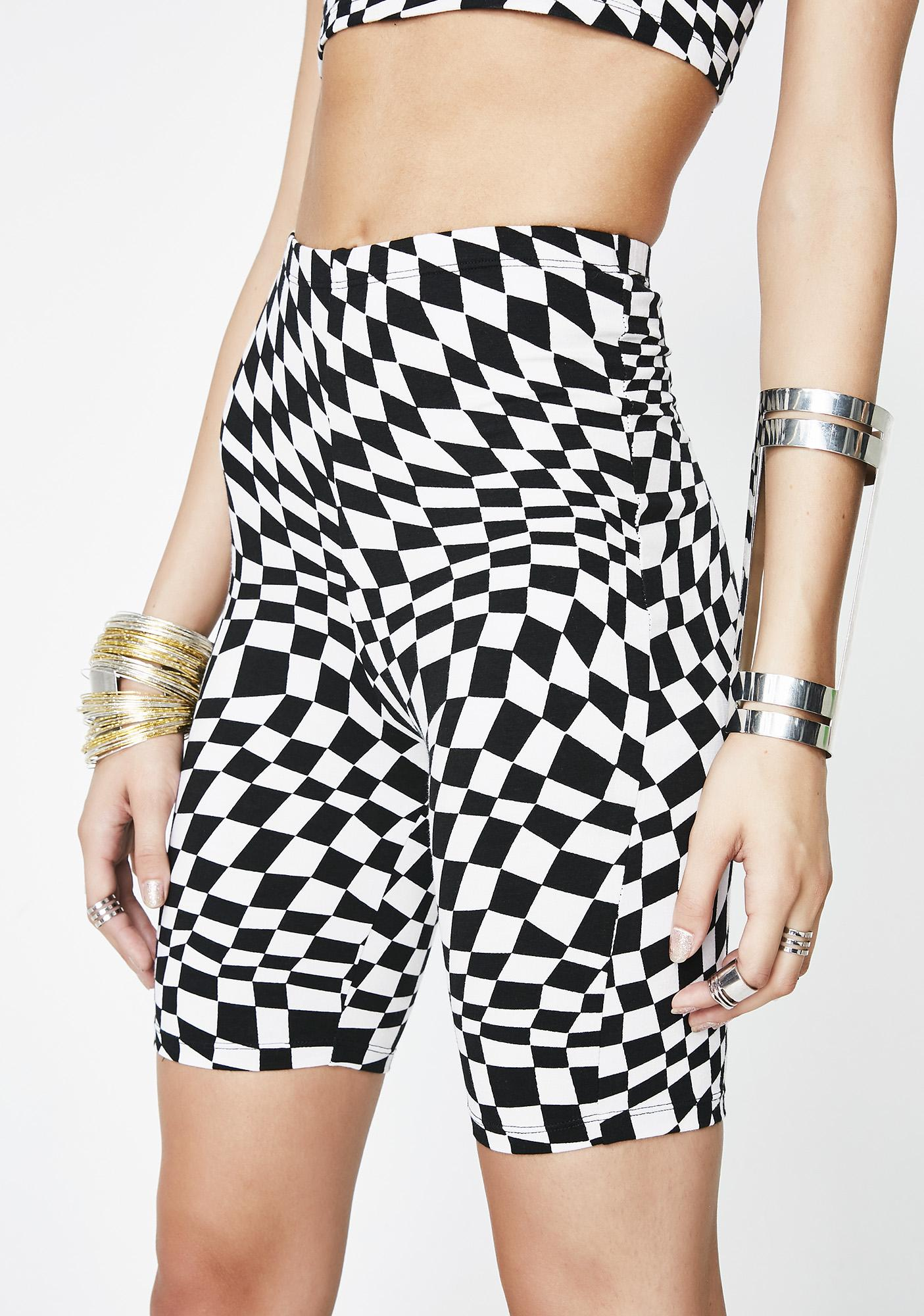 Motel Ramo Cycle Shorts