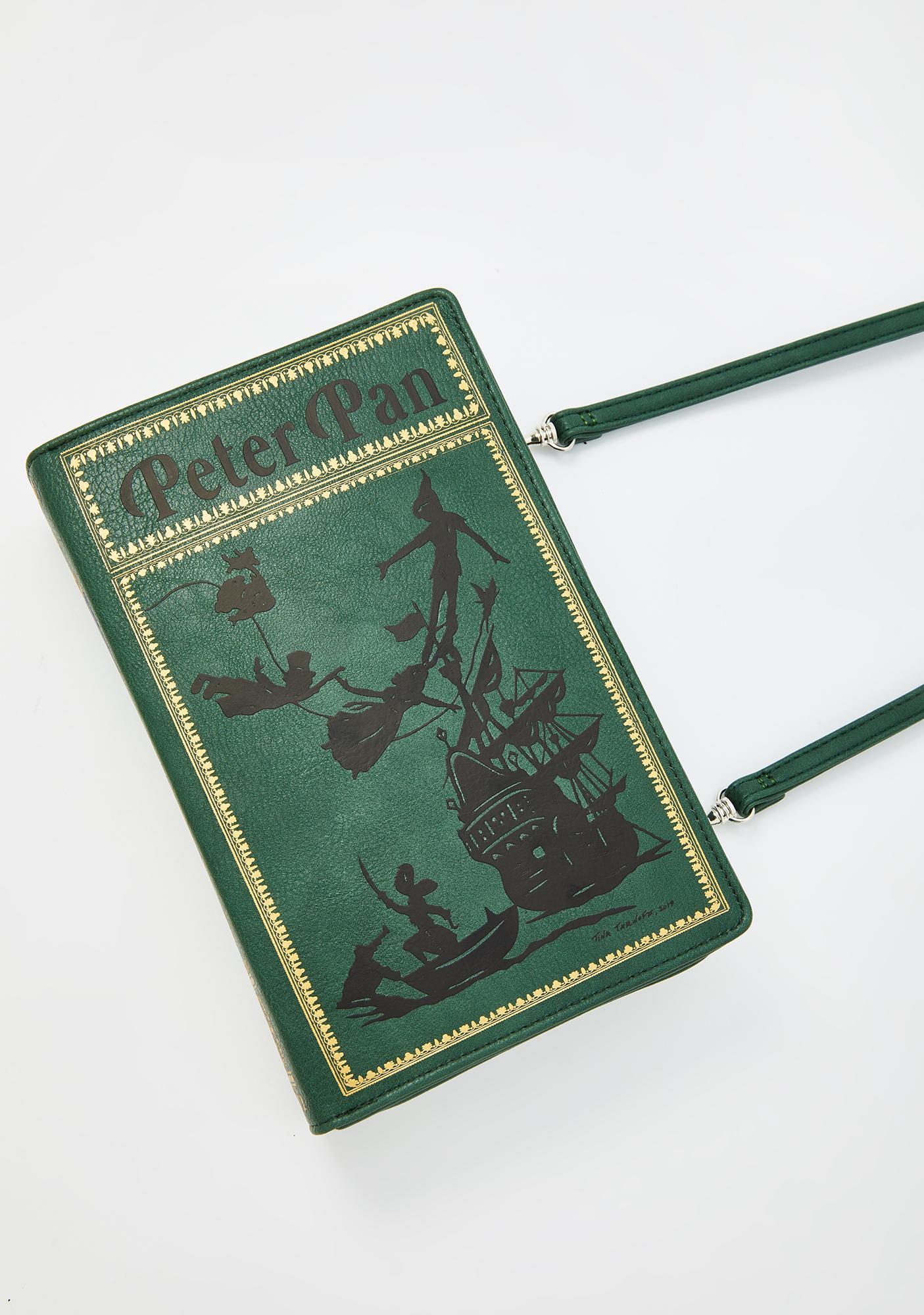 Back To Neverland Crossbody Bag