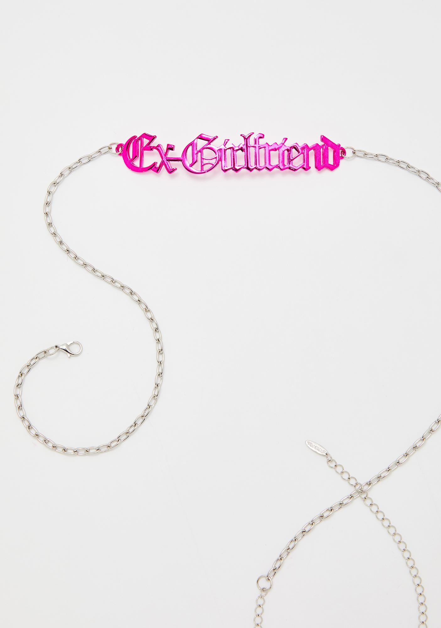 Yo Next Ex- Girlfriend Chain Belt
