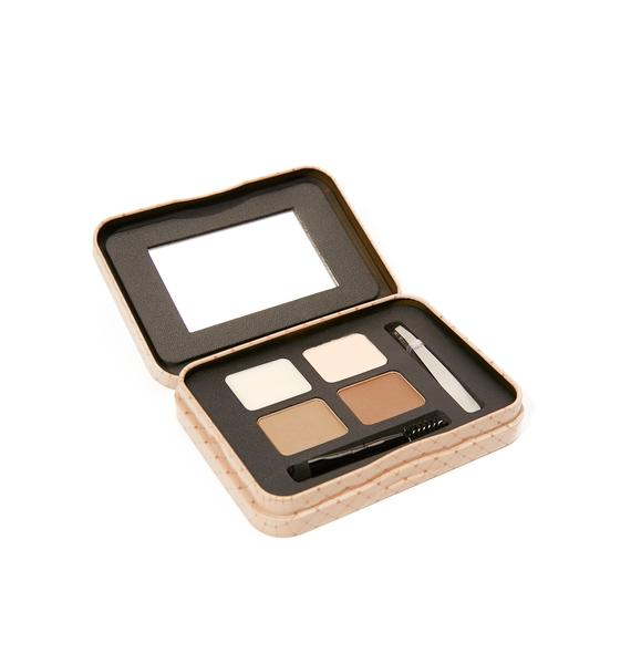 LA Girl Light And Bright Inspiring Eyebrow Kit
