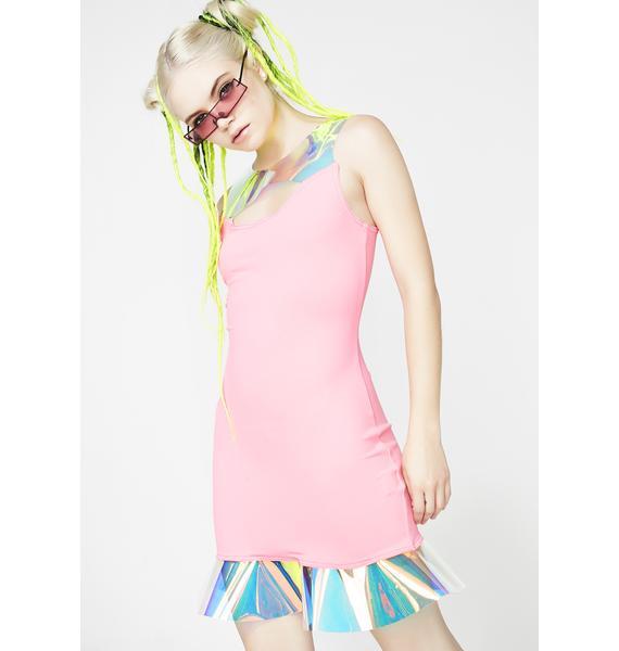 Cyberdog Chi Chi Dress