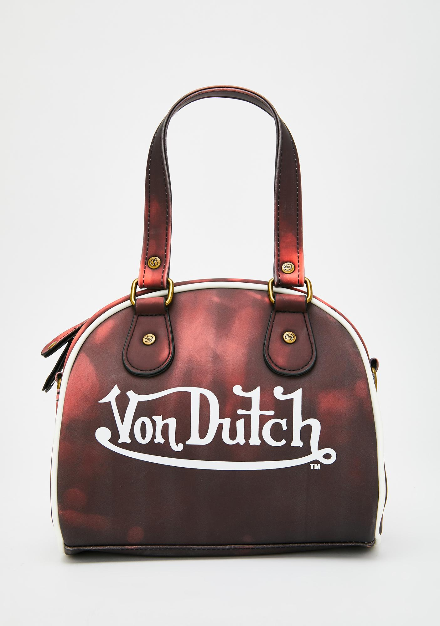 Von Dutch Color Changing Small Bowling Bag