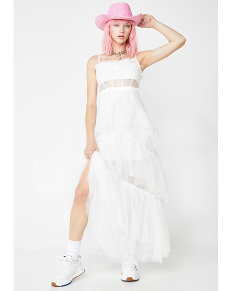 Lost In Heaven Tulle Dress