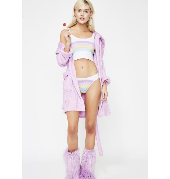 Sugar Thrillz Heartbreaker Rainbow Cami