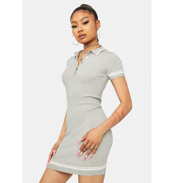 Waiting For Your Call Mini Dress