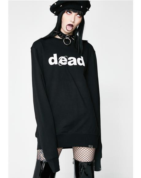 Dead Sweatshirt
