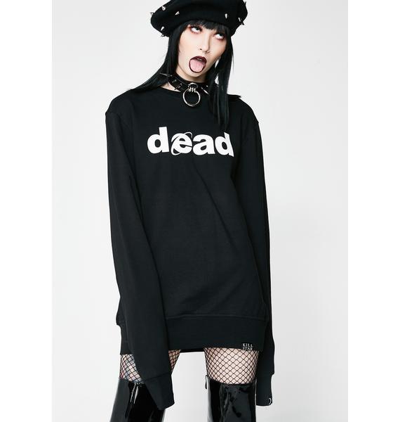 Killstar Dead Sweatshirt