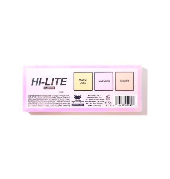 Lime Crime Blossoms Hi-Lite Palette