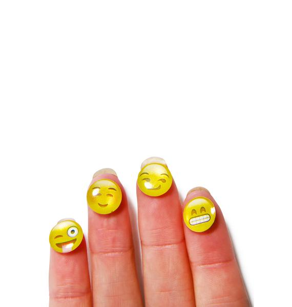 Emoji Face Home Buttons
