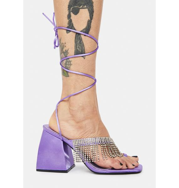 Public Desire Lilac Peri Heels