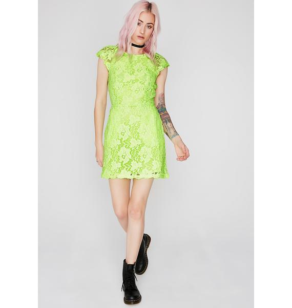 Trust Worthy Lace Dress