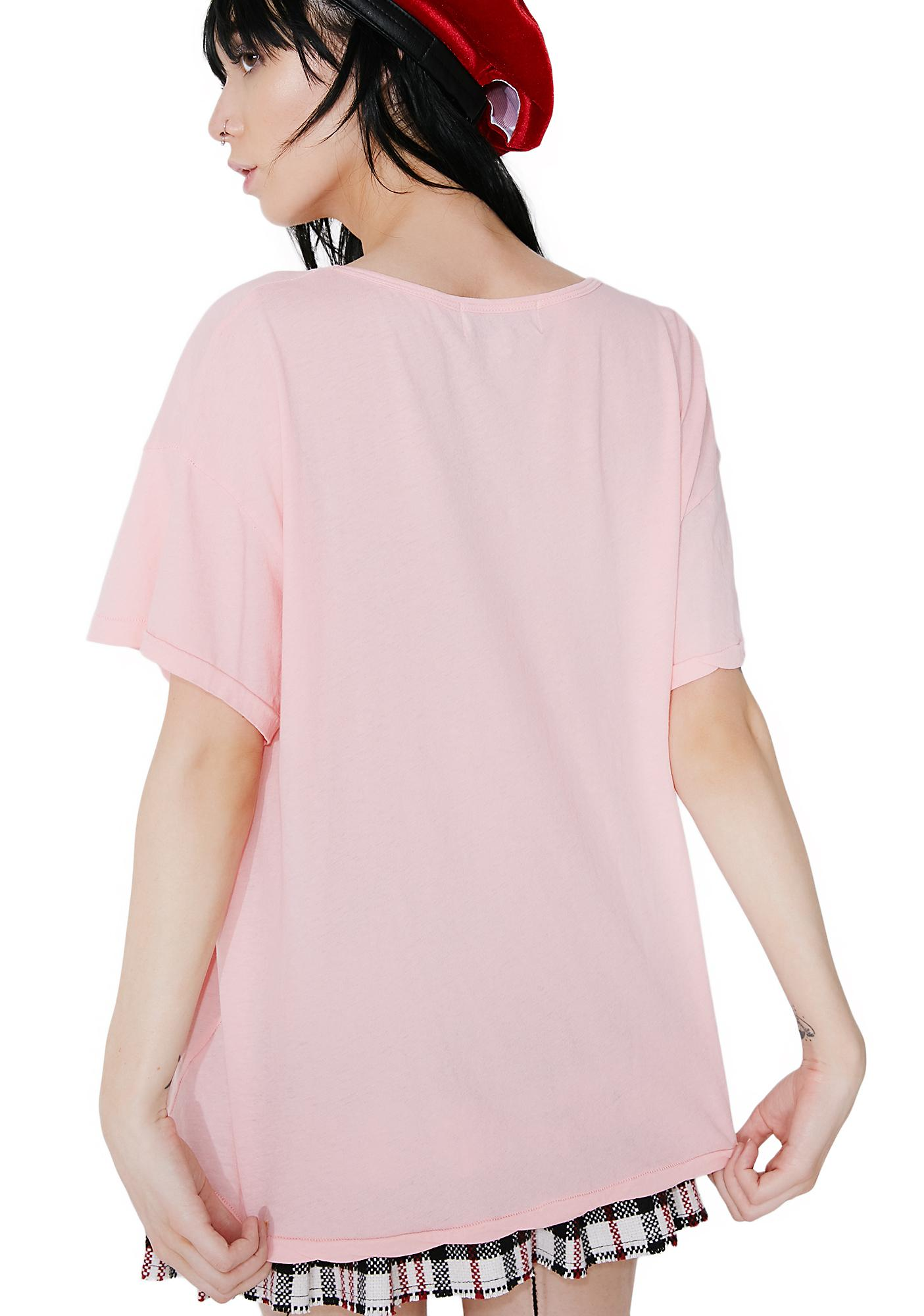Wildfox Couture Double Feature Rivo Tee